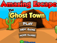Amazing Escape Ghost Town