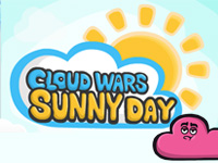 Cloud Wars Sunny Day
