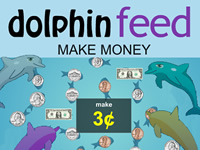 Dolphin Feed Make Money