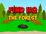 Find HQ The Forest