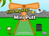 Find My Keys Mini Putt