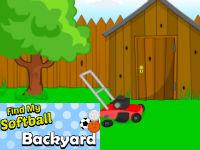 Find My Softball Backyard