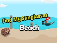 Find My Sunglasses Beach