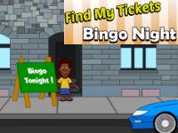 Find My Tickets Bingo Night