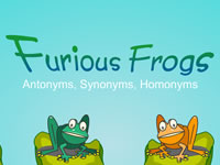 Furious Frogs