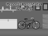 Grayscale Escape Garage