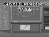 Grayscale Escape Lab