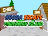 Hooda Escape Fisherman Island