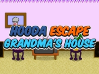 Hooda Escape Grandma's House
