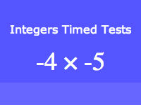 Integers Timed Tests