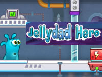 Jellydad Hero | Play Jellydad Hero at HoodaMath.com