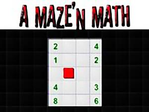 A Maze n Math