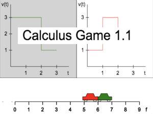 Calculus Game 1-1