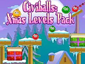 Civiballs Xmas Levels Pack