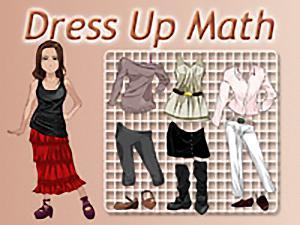 Dress Up Math