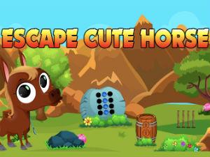 Escape Cute Horse