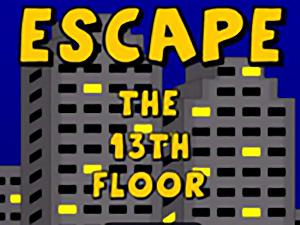 Find hq temple for 13 floor escape game
