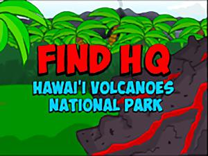 Find HQ Hawaii Volcanoes National Park