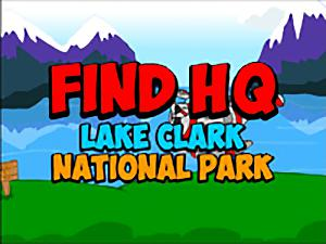 Find HQ Lake Clark National Park