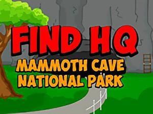 Find HQ Mammoth Cave National Park