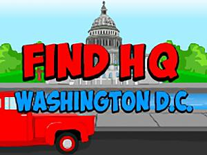 Find HQ Washington DC