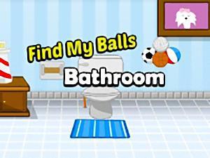 Find My Balls Bathroom