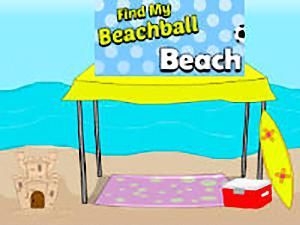 Find My Beach Ball Beach