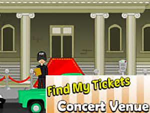 Find My Tickets Concert Venue