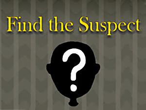 Find The Suspect