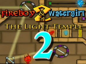 fire boy and water girl in the Light Temple 2