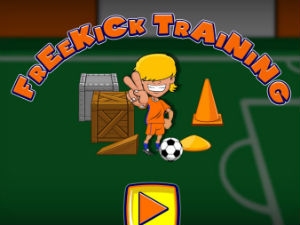 Free Kick Training