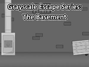 Grayscale Escape Basement