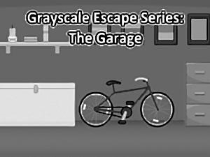 Grayscale Escape Garage