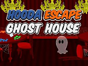 Hooda Escape Ghost House