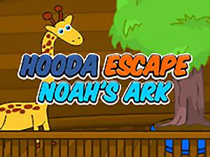 Hooda Escape Noah