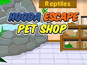 Hooda Escape Pet Shop