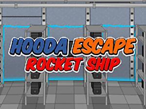 Hooda Escape Rocket Ship
