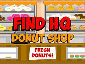 Hooda Find HQ Donut Shop