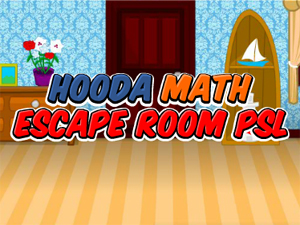 Hooda Math Escape Room PSL