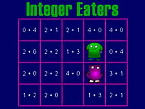 Integer Eaters