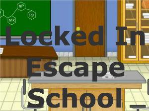 Locked In Escape School