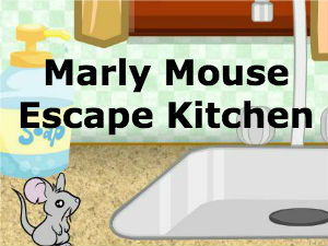 Marly Mouse Escape Kitchen