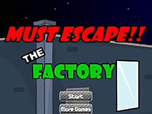 Must Escape The Factory