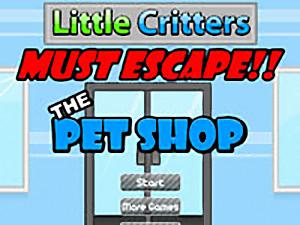 Must Escape The Pet Shop