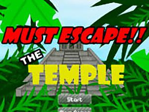 Must Escape The Temple