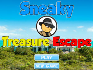 Sneaky Treasure Escape