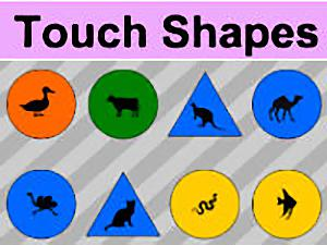 Touch Shapes
