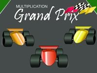 Multiplication Grand Prix