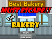 Must Escape The Bakery
