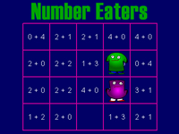 Number Eaters